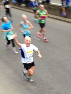 Running in Brum great run 2015 blog