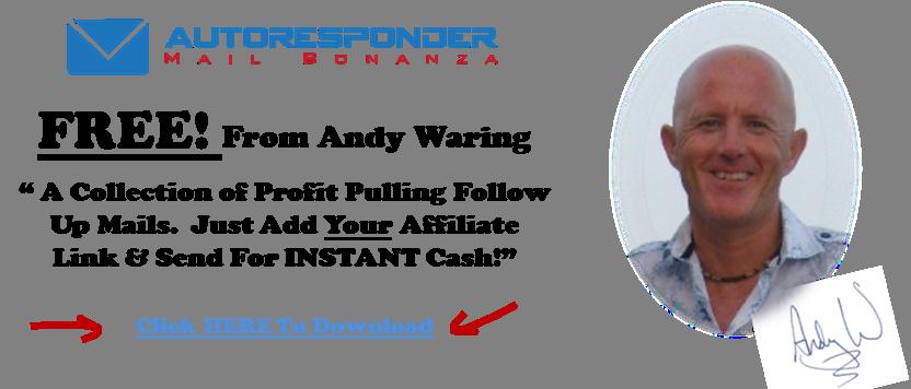 AR Mail Bonanza Banner